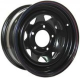 Диск Off-Road-Wheels TOYOTA/NISSAN/MITSUBISHI 8.0x17 6x139.7 ET0 D110 Black