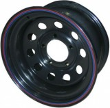 Диск Off-Road-Wheels TOYOTA/NISSAN/MITSUBISHI 8.0x16 6x139.7 ET-19 D110 Black