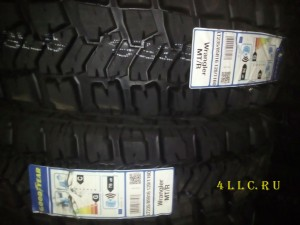GOODYEAR Wrangler MT/R With Kevlar 235/85R16 120/116Q
