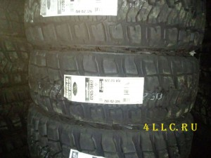 GOODYEAR Wrangler MT/R With Kevlar 265/70R17 121/118Q