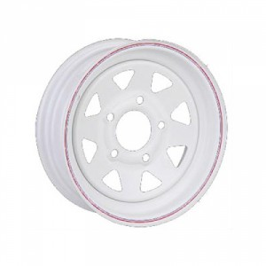 Диск Off-Road-Wheels УАЗ 8.0x15 5x139.7 ET0 D110 White